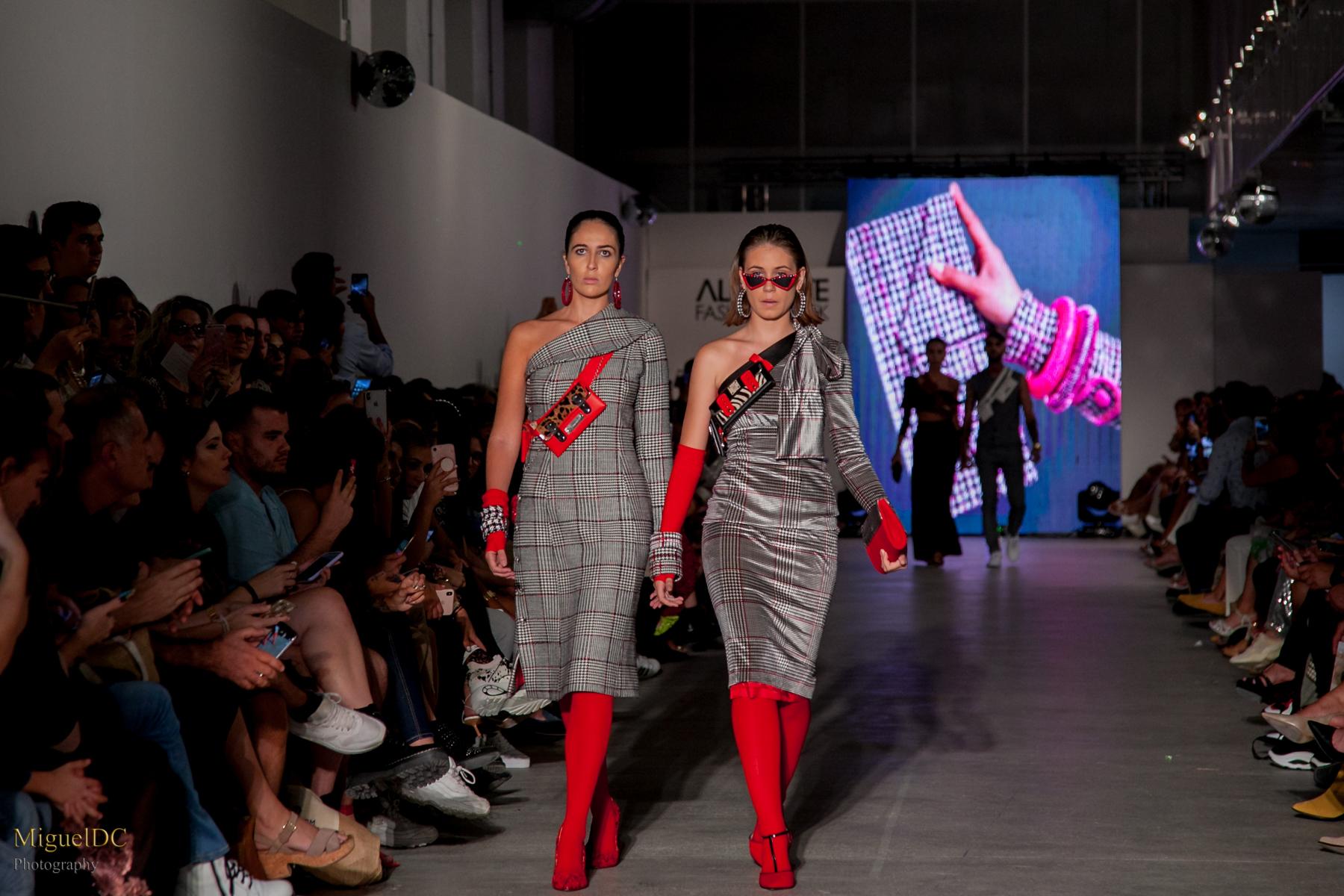 Desfile fashion week Alicante